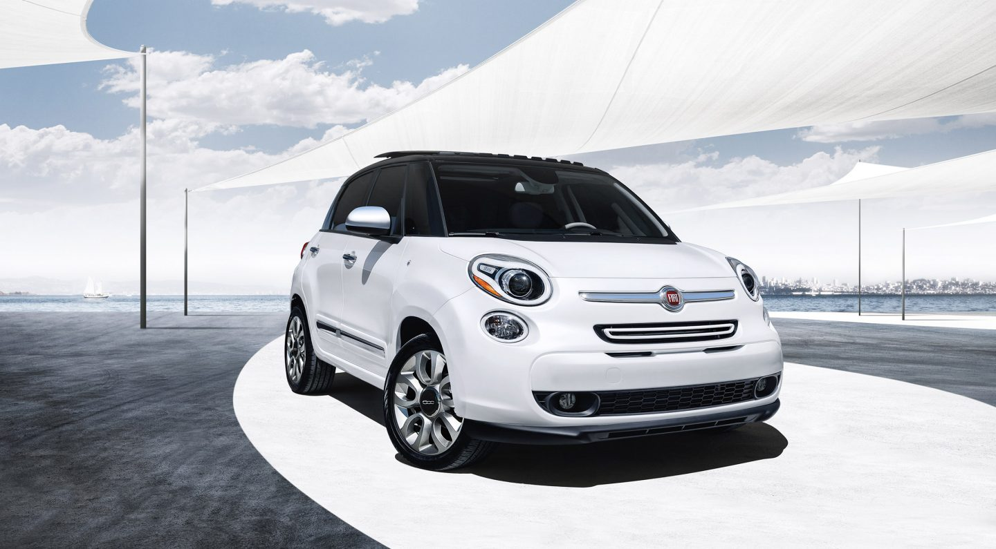 2017 FIAT 500L available near Nashua
