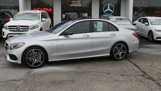 2017 Mercedes-Benz C-Class C 43 AMG® Sedan
