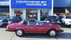 1989 Mercedes-Benz 560 Series 560SL Roadster