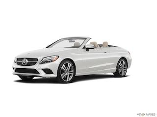 2021 Mercedes-Benz C-Class C 300 4MATIC Cabriolet