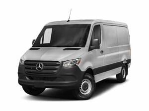 2021 Mercedes-Benz Sprinter 1500 Standard Roof I4 Van Cargo Van