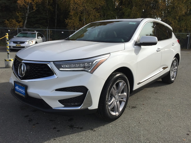 2020 Acura RDX SH-AWD with Advance Package SUV