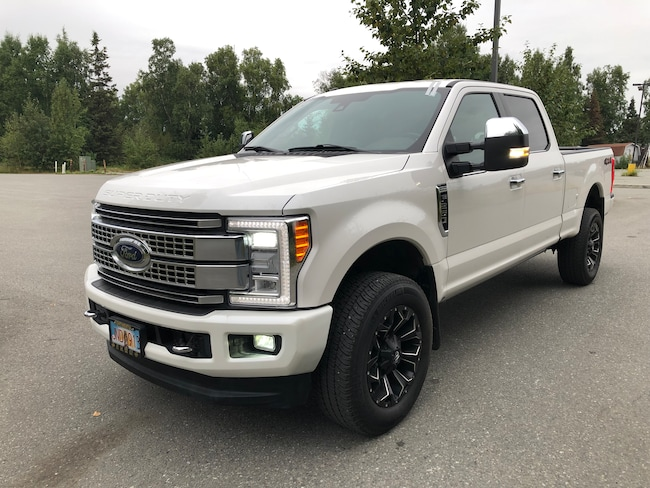 2017 Ford F 250 Platinum For Sale >> Used 2017 Ford F 250 For Sale At Continental Acura Vin