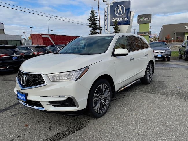 Acura Mdx For Sale >> 2019 Acura Rdx Sh Awd With Technology Package Suv