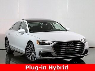 2020 Audi A8 Plug-in L 60 Sedan