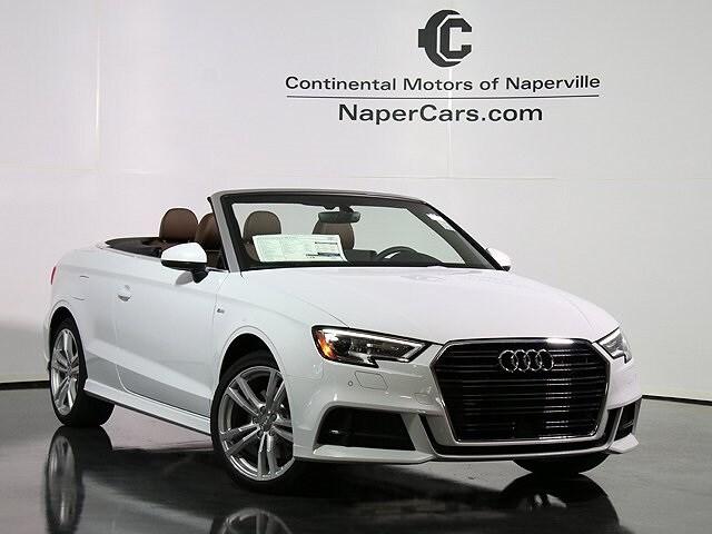 Audi A Cabriolet For Sale Naperville IL Near Chicago J - 2018 audi a3 convertible