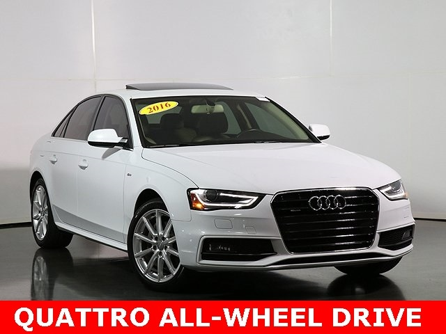 2016 Audi A4 2.0T Premium Sedan for Sale in Naperville IL
