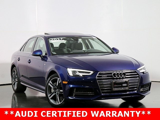 2017 Audi A4 2.0T Premium Plus Sedan for Sale Near Chicago