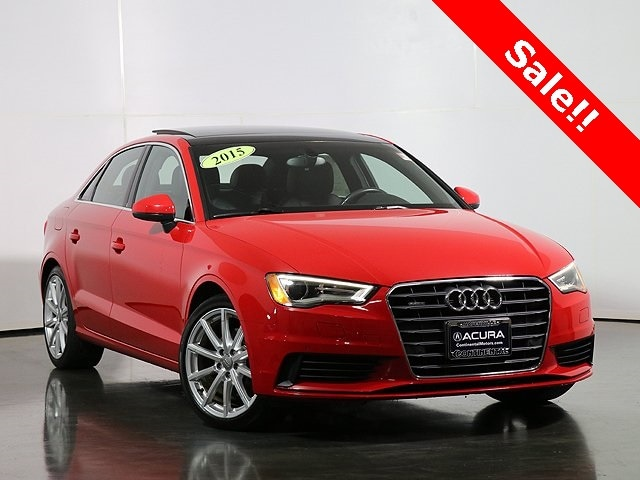 2015 Audi A3 2.0T Premium Plus Quattro Sedan for Sale in Naperville IL