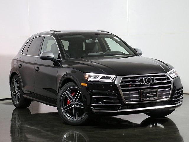 2020 Audi SQ5 3.0T Premium SUV