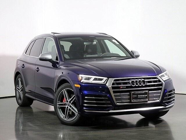 2019 Audi SQ5 3.0T Premium SUV for Sale in Naperville IL