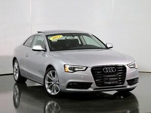 2013 Audi A5 2.0T Premium Plus Coupe