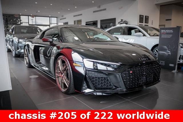 2020 Audi R8 5.2 Coupe