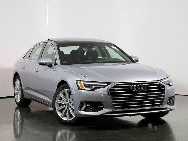 2020 Audi A6 2.0T Premium Plus Sedan