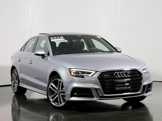 2019 Audi A3 2.0T Premium Plus Sedan for Sale Near Chicago