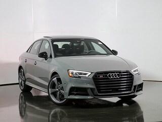 2020 Audi S3 2.0T Premium Plus Sedan