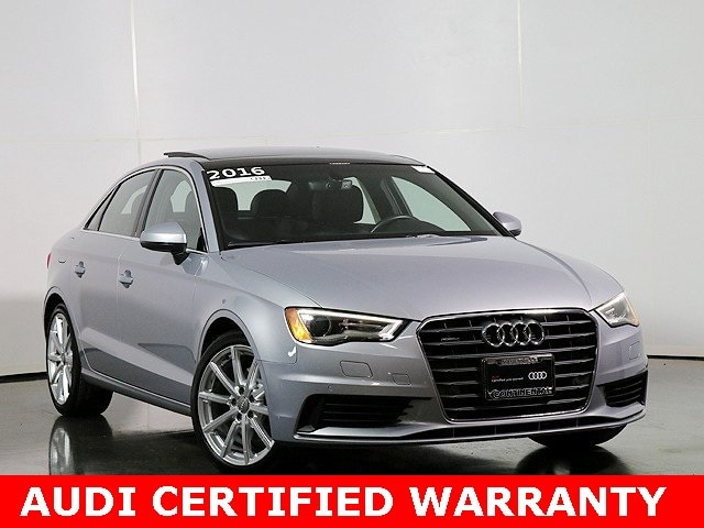 2016 Audi A3 2.0T Premium Plus Sedan for Sale in Naperville IL