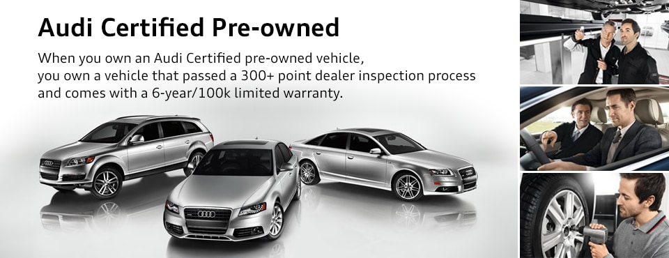 Audi Certified Pre Owned >> Certified Pre Owned Audi Benefits Naperville Il Near Chicago