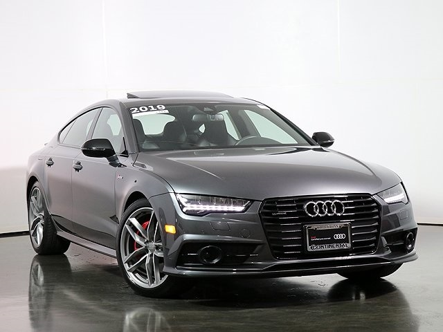 2018 Audi A7 3.0T Premium Plus Hatchback for Sale Near Chicago