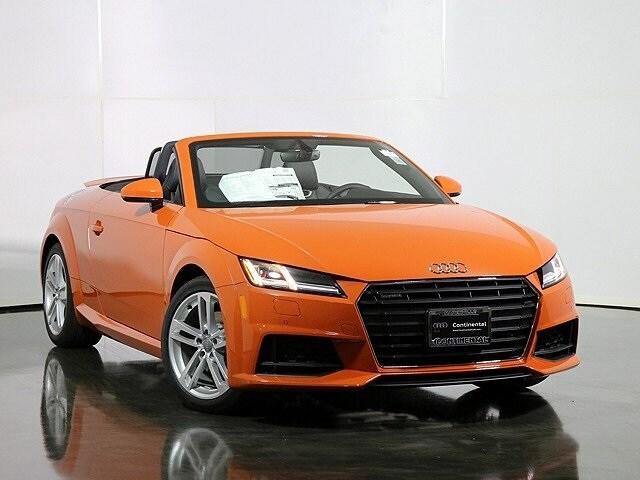 2020 Audi TT 2.0T Roadster Roadster