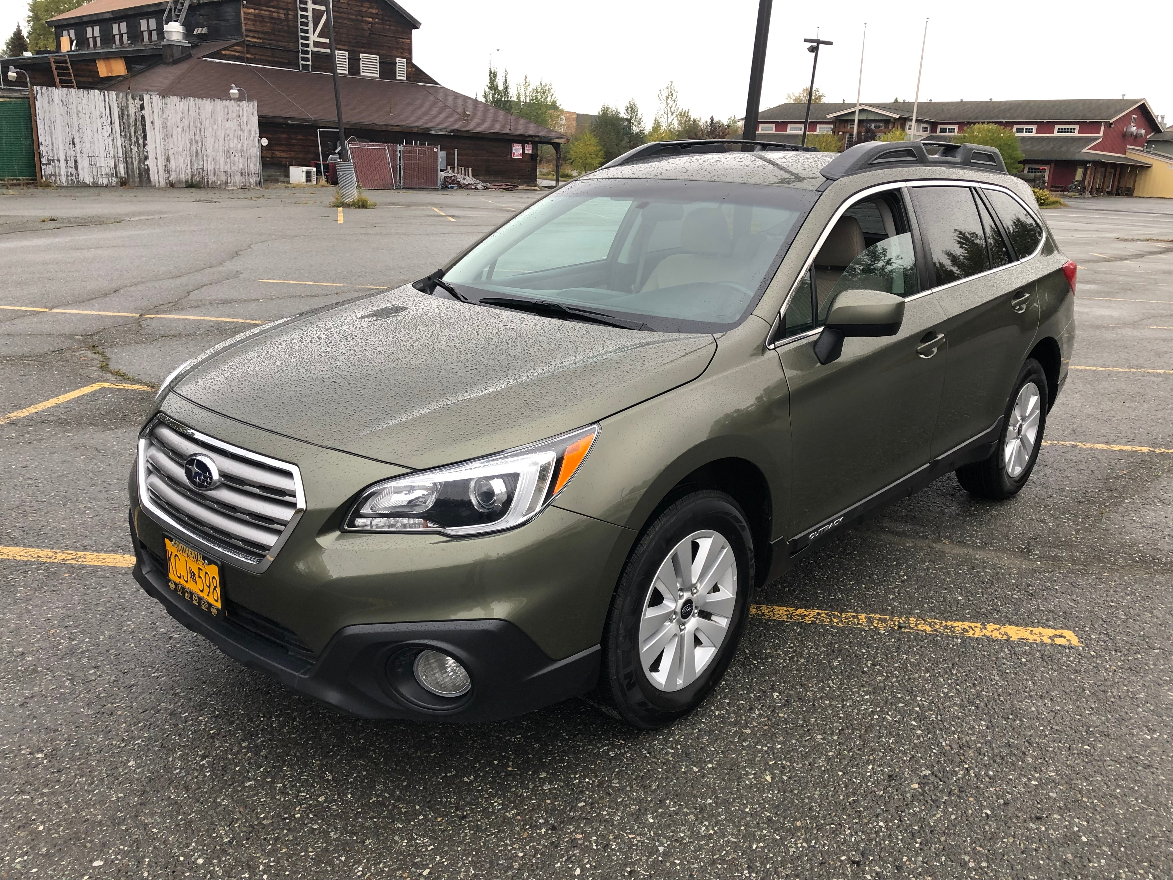 Used 2017 Subaru Outback For Sale at Continental Honda | VIN