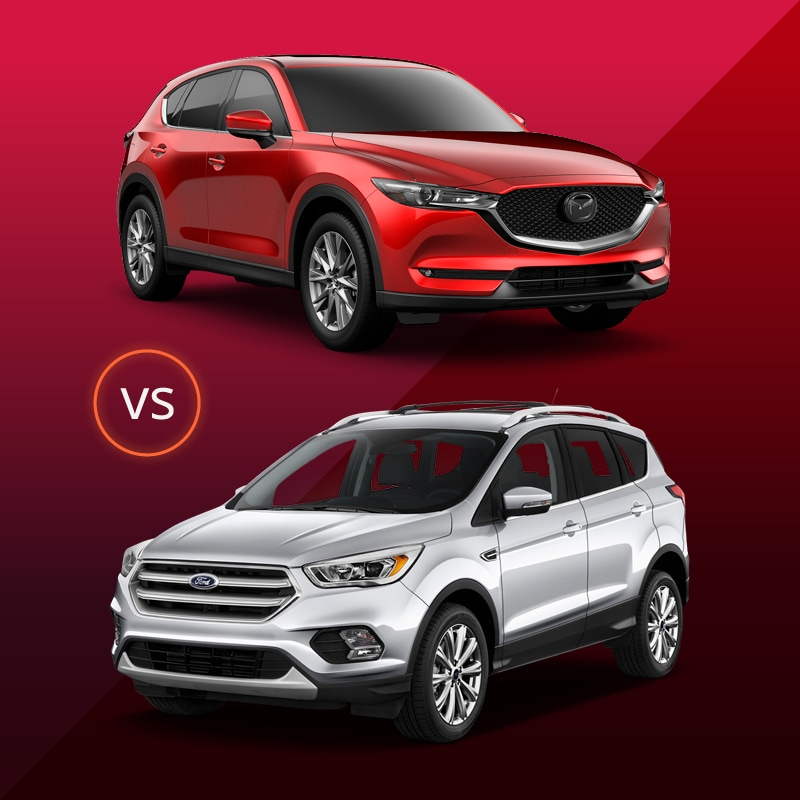 CX-5 vs RAV4