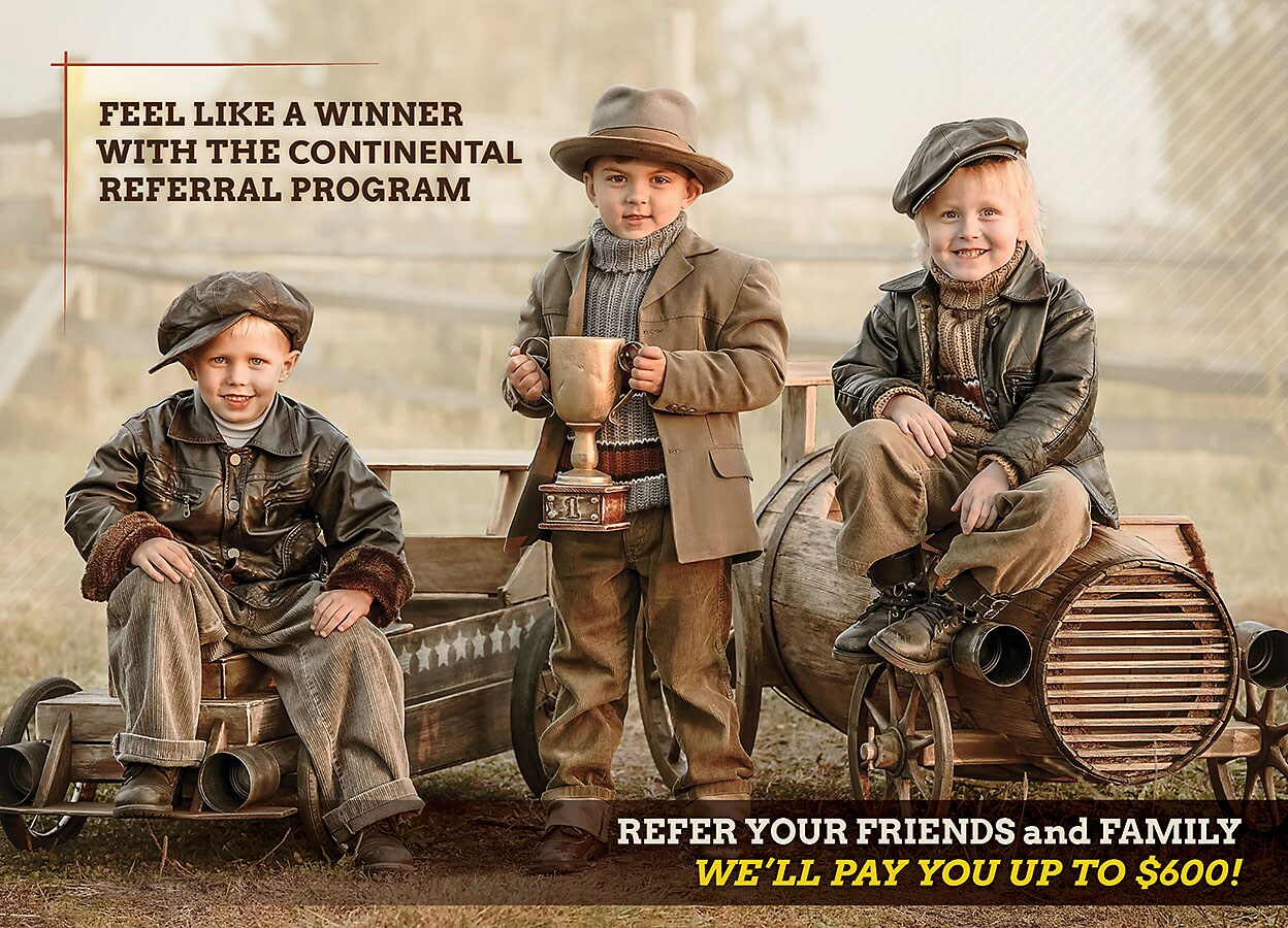 Nissan Referral Program
