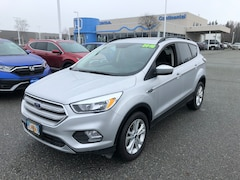 2018 Ford Escape SE SUV for sale at Continental Subaru in Anchorage, AK