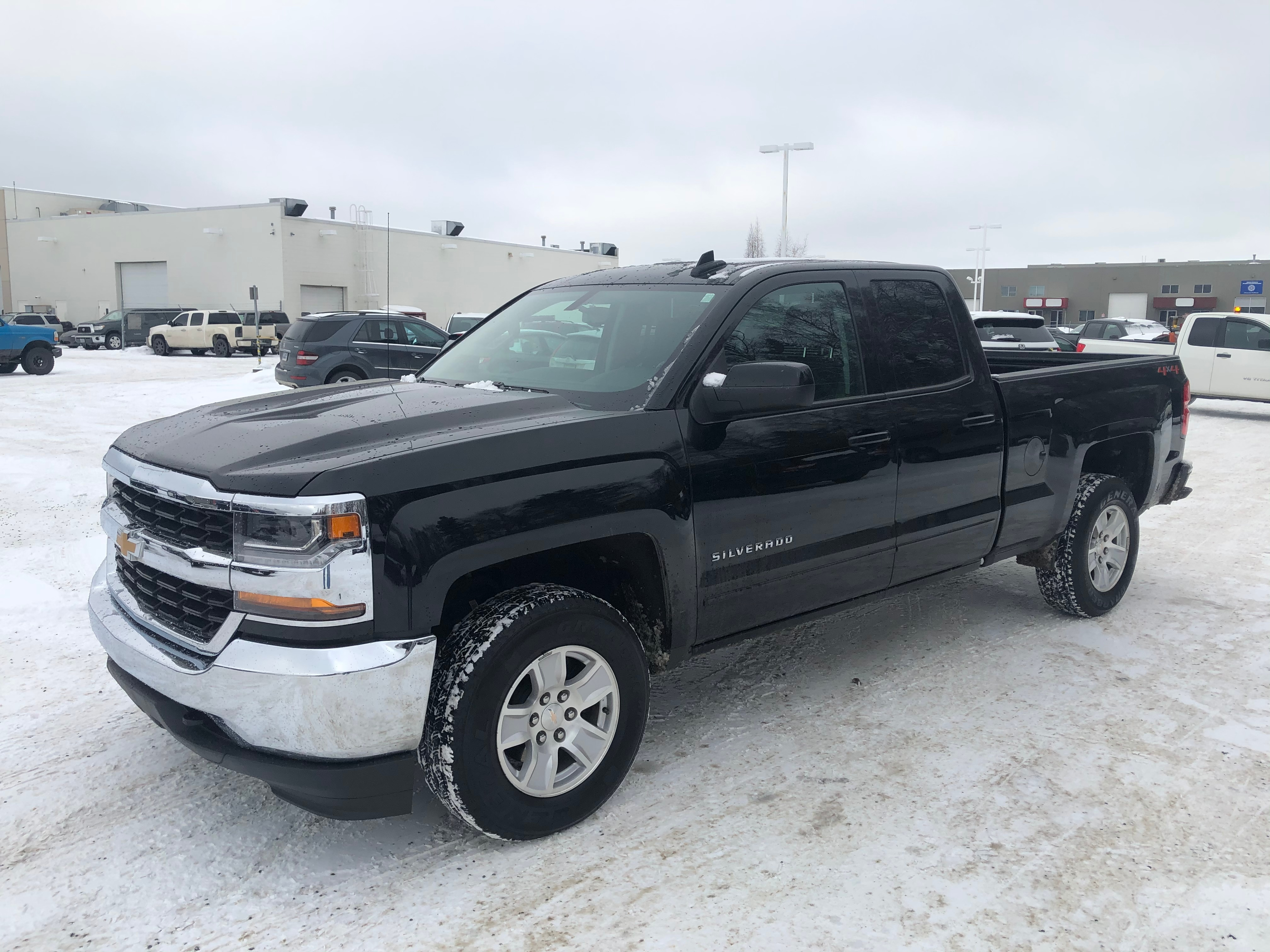 Used 2019 Chevrolet Silverado 1500 LD LT Truck Double Cab for sale in Anchorage, AK