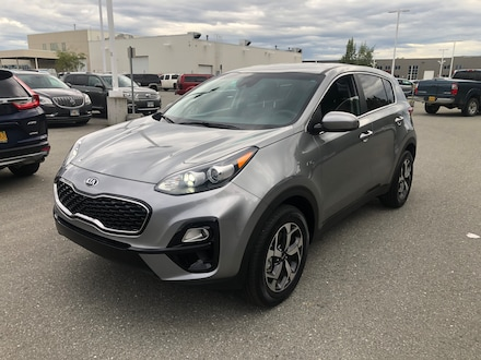 Used 2020 Kia Sportage LX SUV for sale in Anchorage, AK
