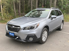 2018 Subaru Outback 2.5i Premium with U66456-1 for sale at Continental Subaru in Anchorage, AK