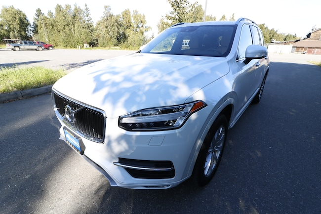 Used 2018 Volvo XC90 T6 AWD Momentum (7 Passenger) SUV for sale Anchorage, AK