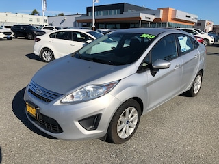 Used 2013 Ford Fiesta SE Sedan for Sale in Anchorage