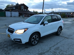 Certified 2018 Subaru Forester for sale in Anchorage, AK at Continental Subaru