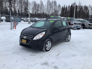 Used 2013 Chevrolet Spark 1LT Auto Hatchback for Sale in Anchorage