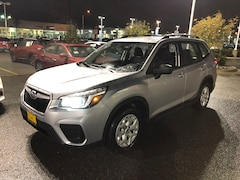 Certified 2019 Subaru Forester for sale in Anchorage, AK at Continental Subaru