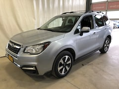 Certified 2017 Subaru Forester 2.5i Premium JF2SJAEC2HH803194 for sale in Anchorage, AK at Continental Subaru