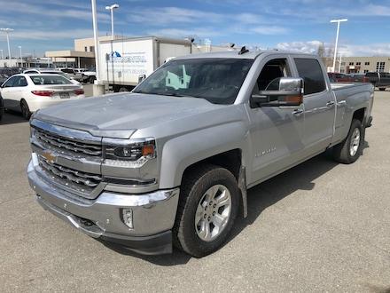 Featured Used 2017 Chevrolet Silverado 1500 LTZ Truck Crew Cab for Sale near Eagle River, AK