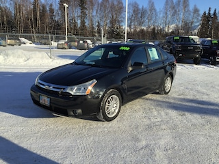 Used 2009 Ford Focus SES Sedan for Sale in Anchorage