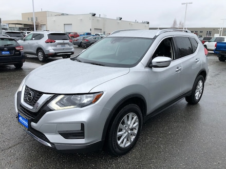 Used 2020 Nissan Rogue SUV for sale in Anchorage, AK
