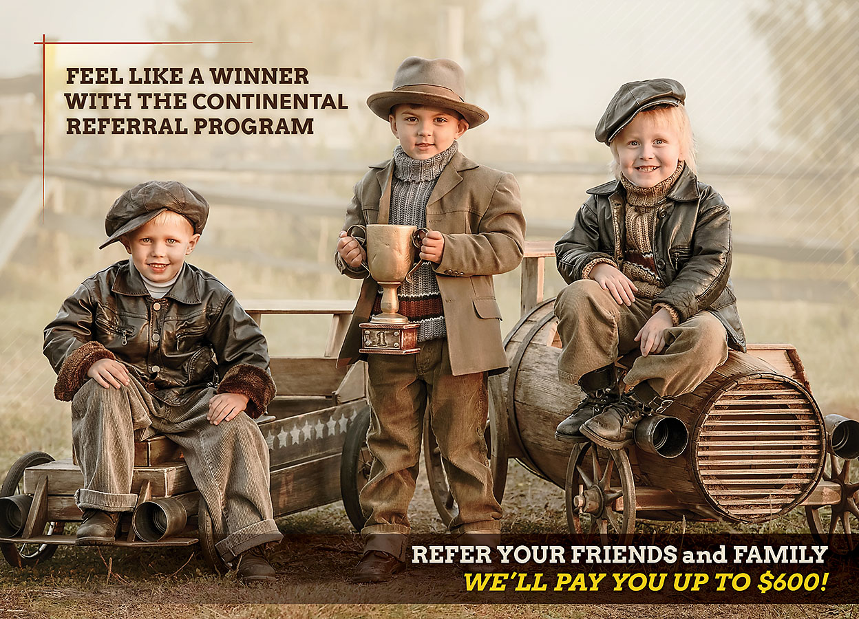 Subaru Referral Program