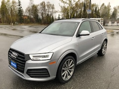 2017 Audi Q3 2.0T Premium for sale at Continental Subaru in Anchorage, AK