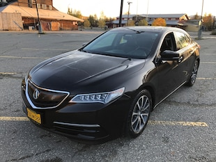 2015 Acura TLX TLX 3.5 V-6 9-AT P-AWS Sedan