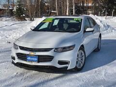 2018 Chevrolet Malibu LT Sedan for sale at Continental Subaru in Anchorage, AK