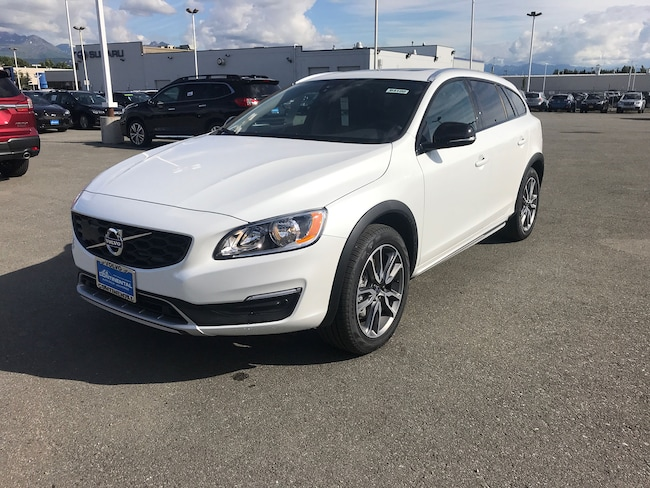 New 2018 Volvo V60 Cross Country T5 AWD Wagon For Sale/Lease Anchorage, AK