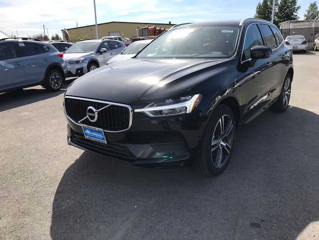 New 2018 Volvo XC60 T5 AWD Momentum SUV For Sale/Lease Anchorage, AK