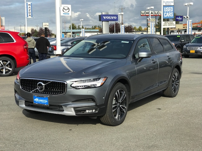 New 2018 Volvo V90 Cross Country T5 AWD Wagon For Sale/Lease Anchorage, AK