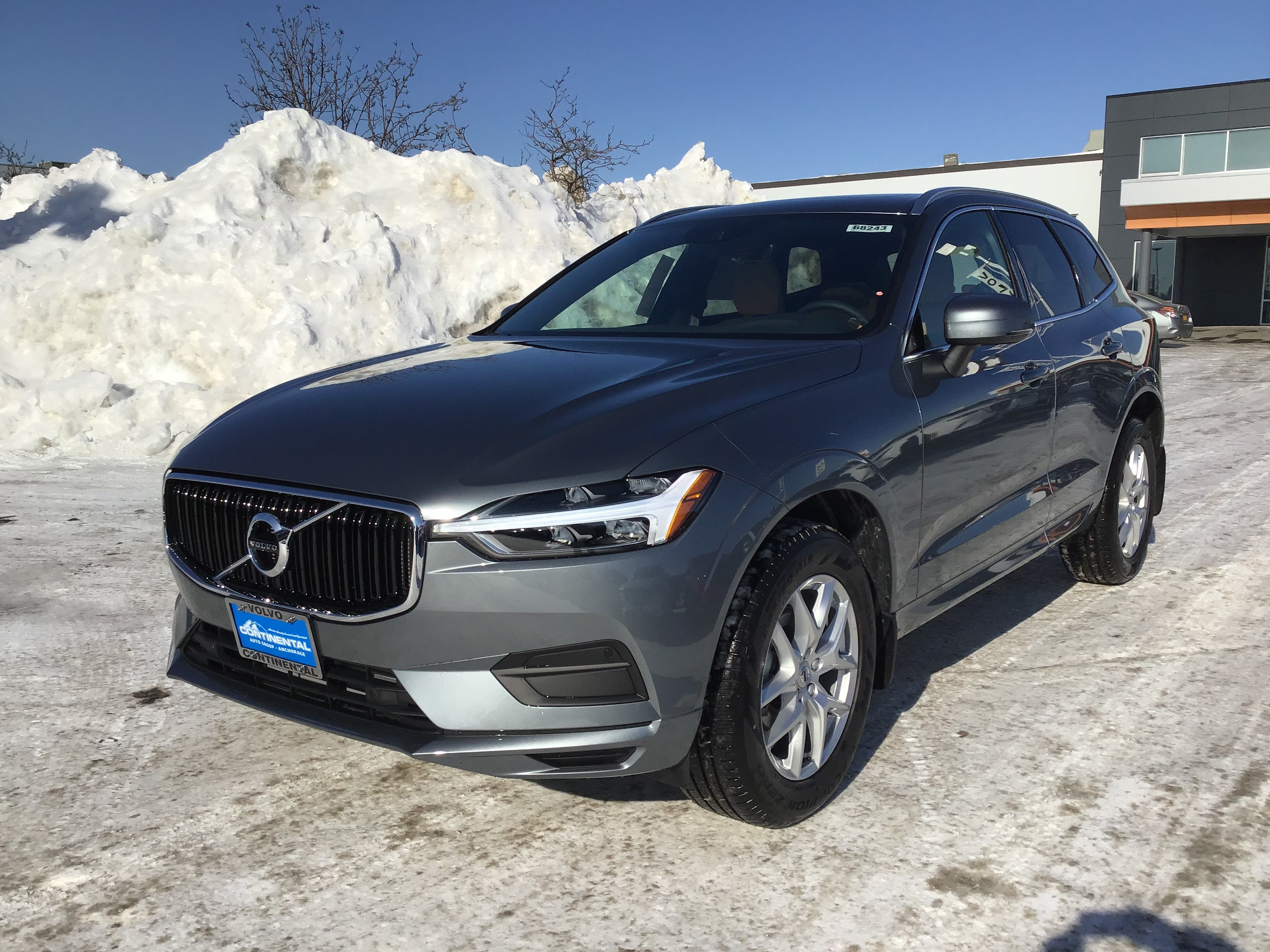 Featured New 2020 Volvo XC60 T5 Momentum SUV for Sale in Anchorage, AK