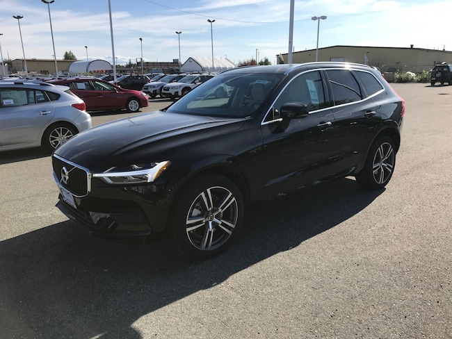 New 2018 Volvo XC60 T6 AWD Momentum SUV For Sale/Lease Anchorage, AK