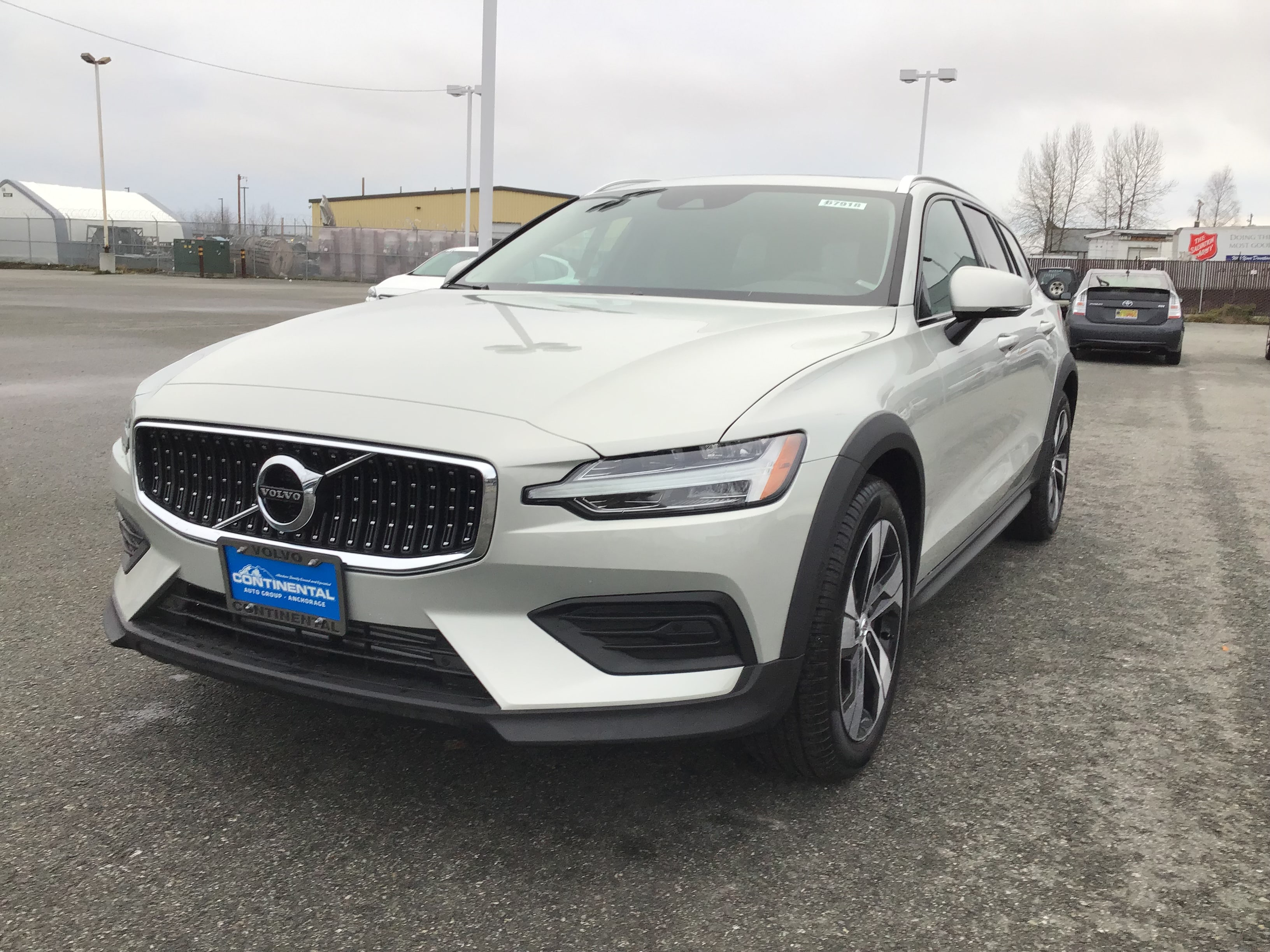 Featured New 2020 Volvo V60 Cross Country T5 Wagon for Sale in Anchorage, AK